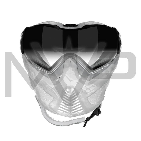 PUSH Unite Paintball Mask - Clear FLX Camo