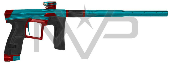 Planet Eclipse geo4  Paintball Gun - Teal / Red
