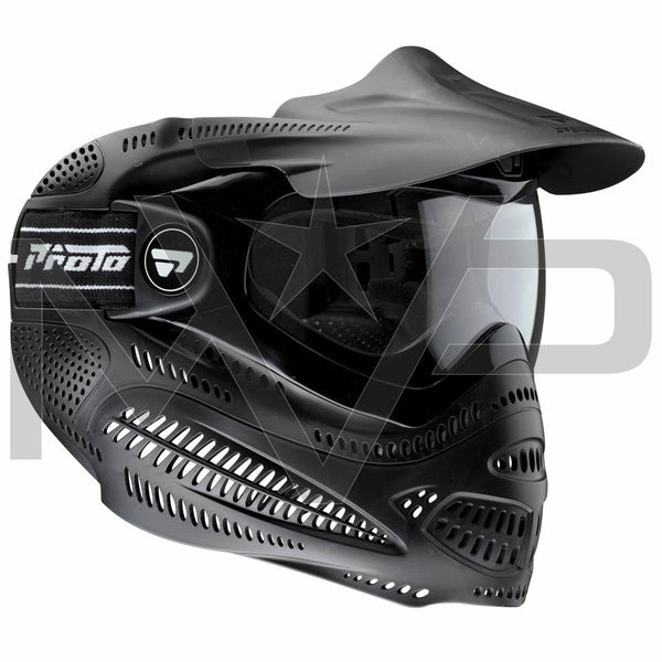 Proto Switch EL Paintball Mask - Black