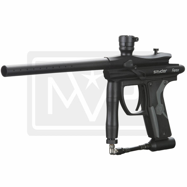Spyder Fenix Electric Paintball Gun - Black
