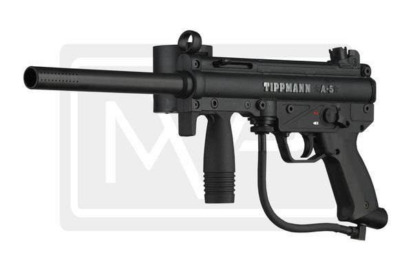 Tippmann A5 Basic Paintball Gun - Black