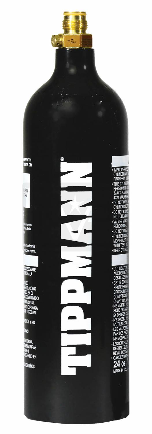 Tippmann Paintball Co2 Tank - 24oz