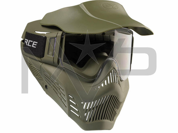 V-Force Armor Paintball Mask - Olive