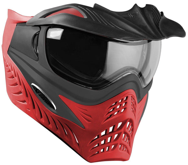 V-Force Grill Thermal Paintball Mask - Grey Scarlet