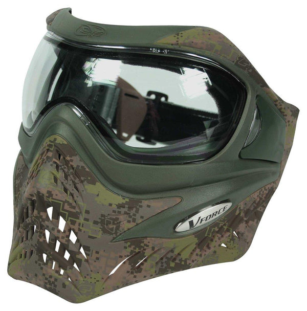 V-Force Grill Thermal Paintball Mask - HDE