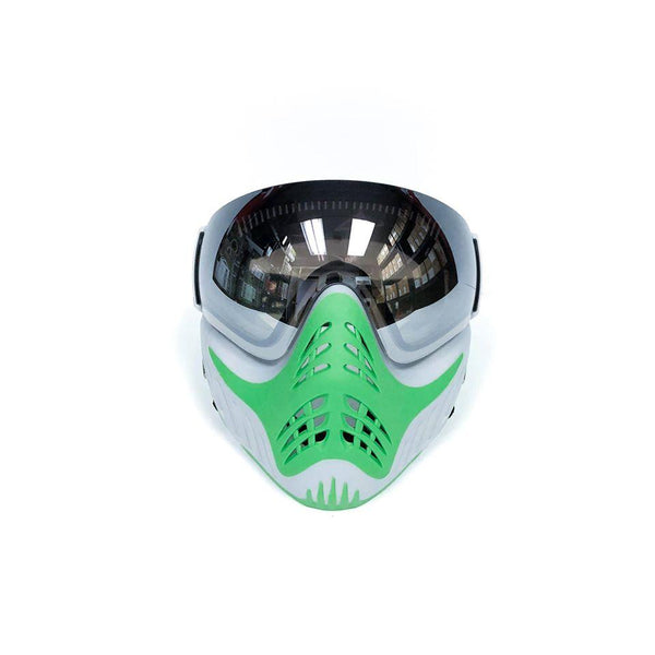V-Force Profiler Thermal Paintball Mask - Le Silver Lime
