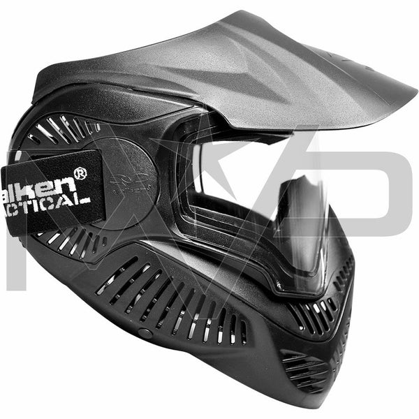 Valken MI-7 Thermal Paintball Mask - Black