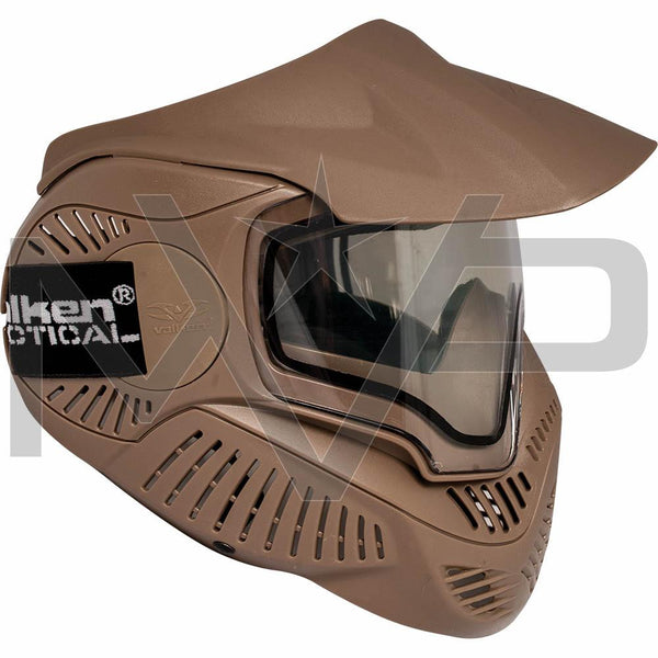 Valken MI-7 Thermal Paintball Mask - Tan