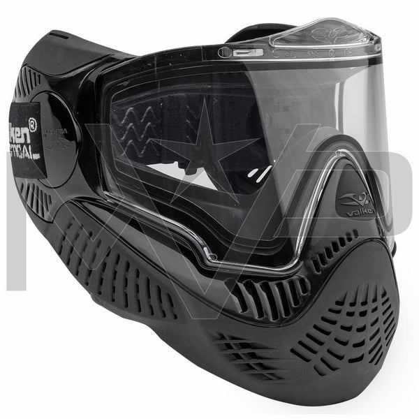 Valken MI-9 Thermal Paintball Mask - Black