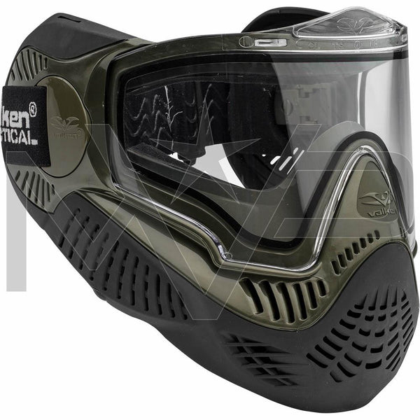 Valken MI-9 Thermal Paintball Mask - Olive