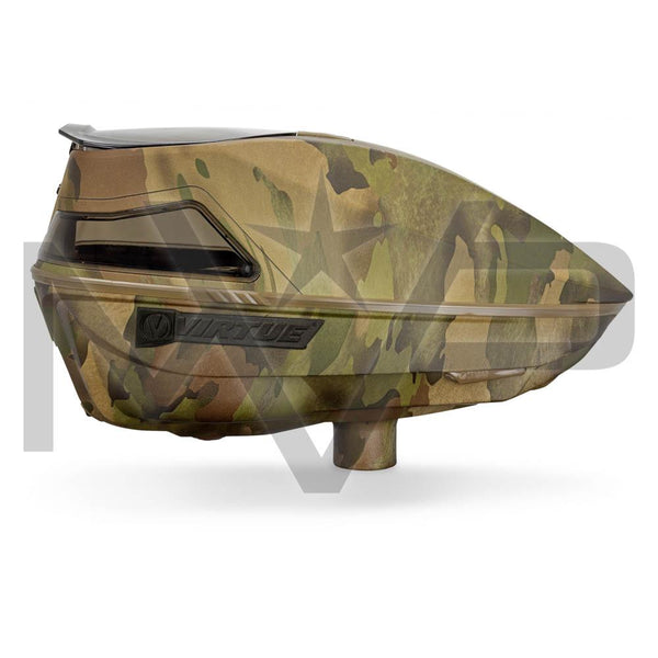 Virtue Spire 4 280 Electric Paintball Loader - Camo