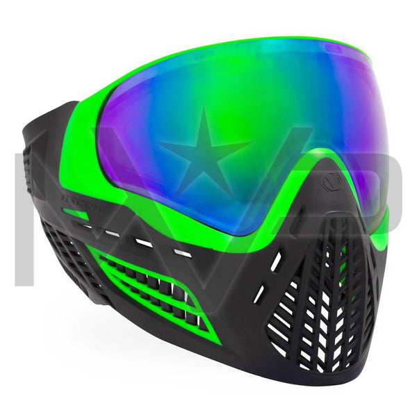 Virtue Vio Ascend Paintball Mask -Lime Emerald