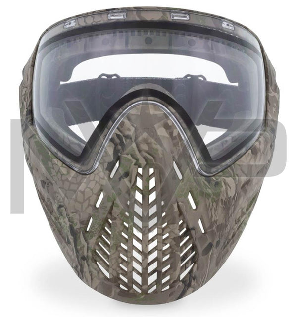 Virtue Vio Ascend Paintball Mask - Highlander Camo