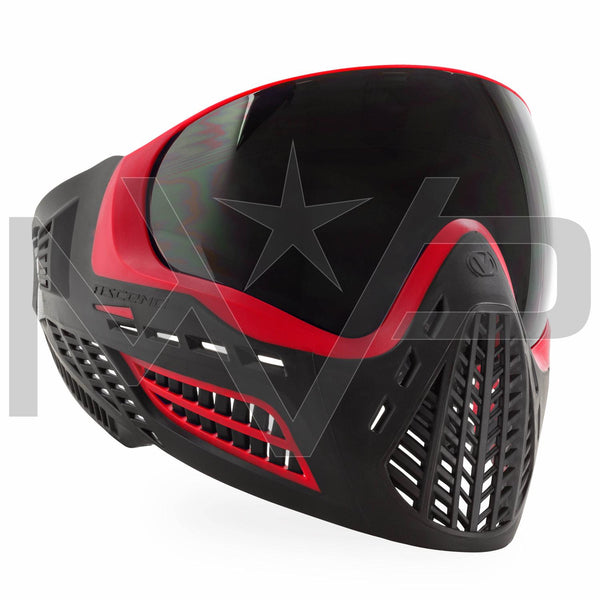 Virtue Vio Ascend Paintball Mask - Red Smoke