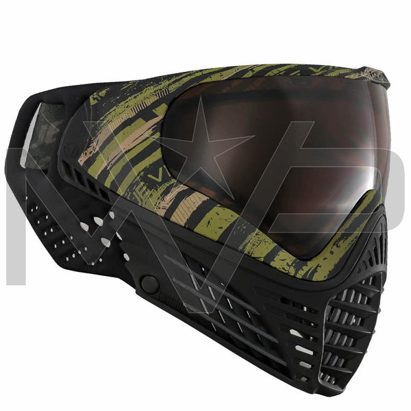 Virtue Vio Contour Graphic Paintball Mask - Jungle
