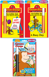 Curious George - Code: CG
