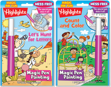 Highlights Magic Pen® Painting - Code: HLMP