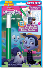 Disney Junior Vampirina - Code: VAMP1200