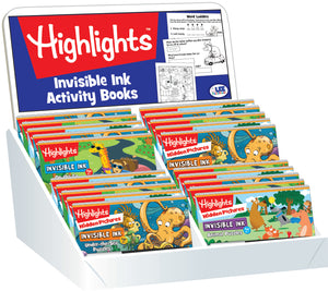 Highlights Game Books - Code: HLGA