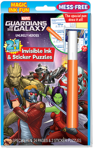 Marvel Guardians of the Galaxy - Code: MVG460