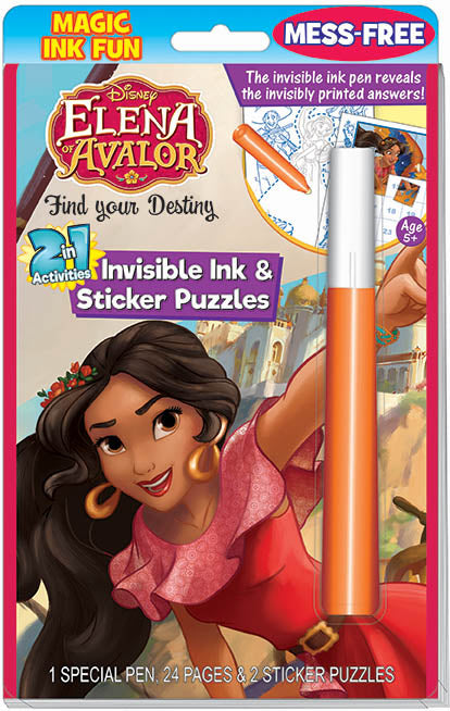 Disney Elena of Avalor - Code: ELE740