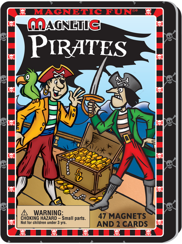 Pirates - Code: M599-PI
