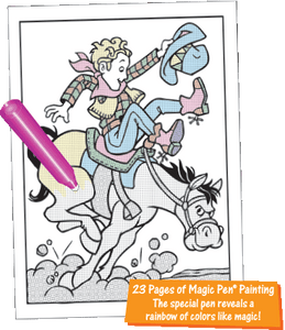 Magic Pen Painting Assortment - Code: MPP40