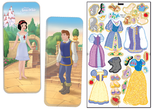 Disney Princess Snow White - Code: PRHC-SNW