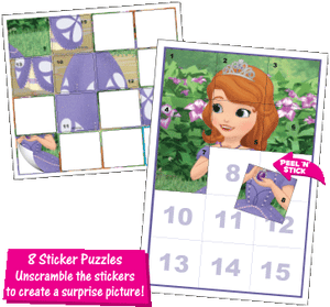 Disney Junior Sofia the First - Code: SF-SP