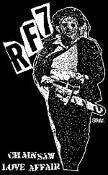 RF7 CHAINSAW back patch