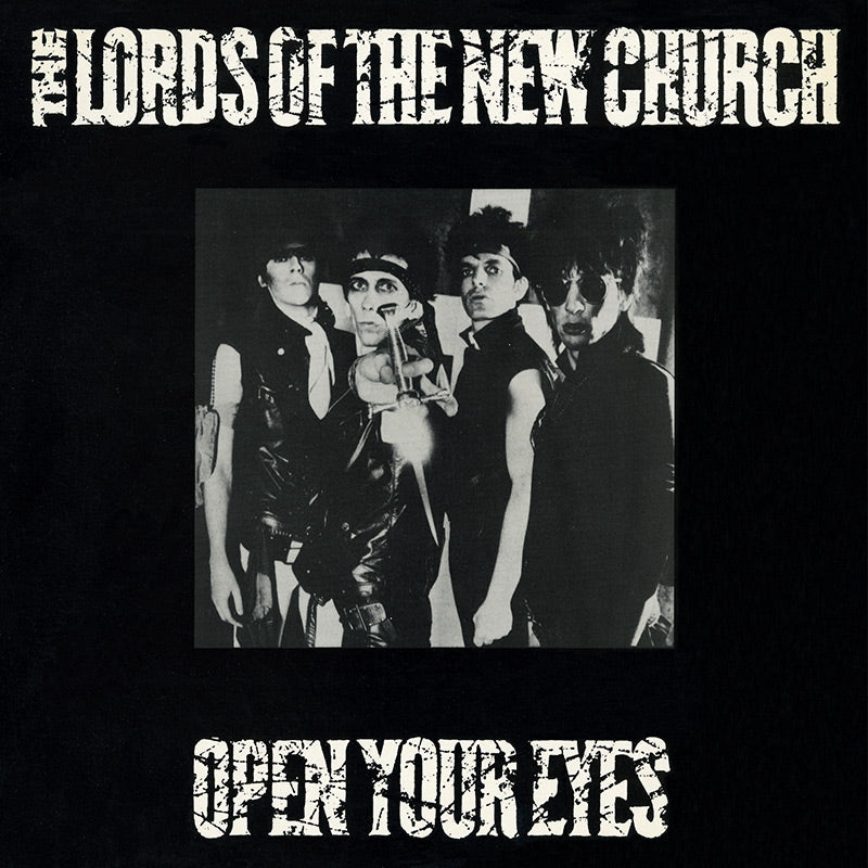 Lords Of The New Church, The - Open Your Eyes NEW LP + 7