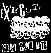 EXECUTE SKULL back patch