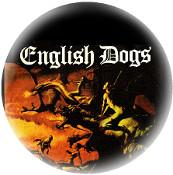 "ENGLISH DOGS 1.5""button"