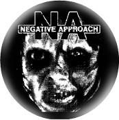"NEGATIVE APPROACH 1.5""button"