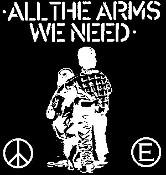 ALL THE ARMS back patch