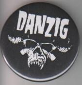 DANZIG big button