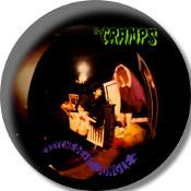 "CRAMPS - PSYCHEDELIC 1.5""button"