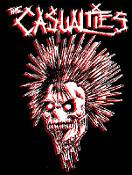 CASUALTIES CHARGED back patch