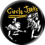 "CIRCLE JERKS SKANK 1.5""button"