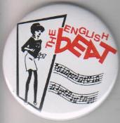 ENGLISH BEAT big button