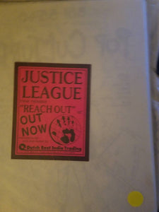 $5 PUNK FLYER - JUSTICE LEAGUE