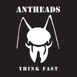 Antheads ‎- Think Fast NEW 7""