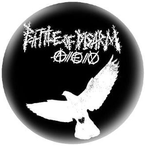 "BATTLE OF DISARM DOVE 1.5""button"