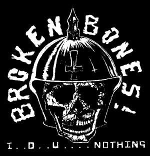 BROKEN BONES SKULL patch