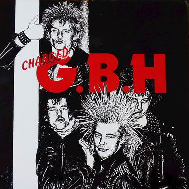 G.B.H. - Demo 1980 LP NEW LP