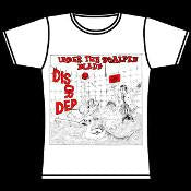 DISORDER SCALPLE GIRLS TSHIRT