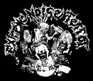 EXTREME NOISE TERROR RONALD patch