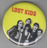 LOST KIDS big button