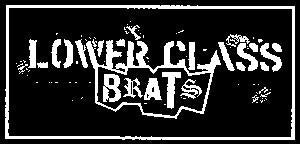 LOWER CLASS BRATS patch