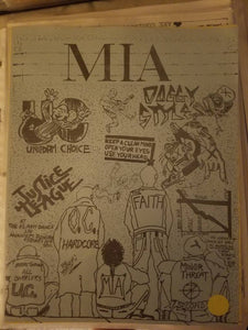 $20 PUNK FLYER - MIA UNIFORM CHOICE DOGGY STYLE